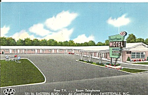 Fayetteville Nc Downtown Motel P33251