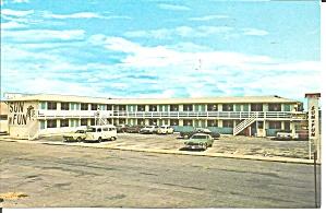 Sun n Fun Motel Ocean City Maryland VW Bus in View p33252 (Image1)