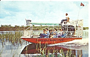 Air Boat Everglades Holiday Park p33253 (Image1)