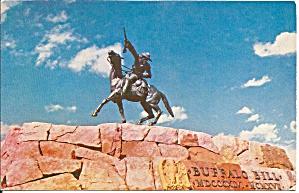 Cody Wyoming, Buffalo Bill Statue p33269 (Image1)