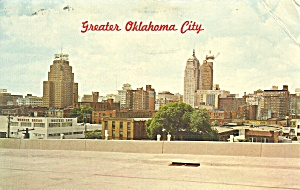 View of Greater Oklahoma City OK from I 40 p33273 (Image1)