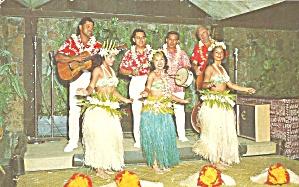 Tahitian Dancing Kalapaki Beach HI p33280 (Image1)