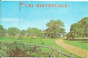 Stonewall TX LBJ Birthplace p33287 (Image1)