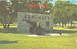Key Gate Fort Sill Oklahoma p33297 (Image1)
