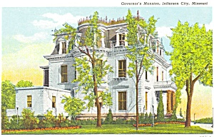 Governor's Mansion Jefferson City  Missouri (Image1)