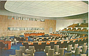 General Assembly Committee Room UN New York City p33332 (Image1)