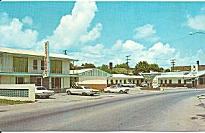 Corbin Kentucky The Town House Motel Postcard p33340 (Image1)