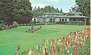 Butchart Gardens Vancouver Bc The Residence P33344
