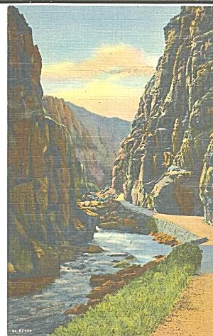 Shoshone Canon Cody Way to Yellowstone WY p33346 (Image1)