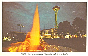 Seattle WA Seattle Center Space Needle p33361 (Image1)