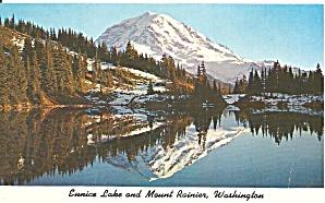 Mount Rainer  WA and Eunice  Lake p33363 (Image1)