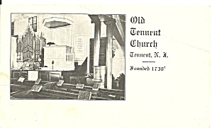 Tennent Nj Interior Old Tennent Church P33419