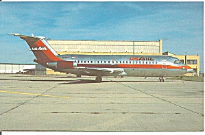 Usair Bac-111-215au N1131j P33440