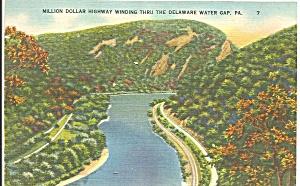 Delaware Water Gap PA Million Dollar Highway p33461 (Image1)
