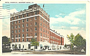 Newport News VA Hotel Warwick p33507 (Image1)