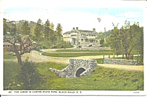Custer State Park Black Hills SD The Lodge p33531 (Image1)