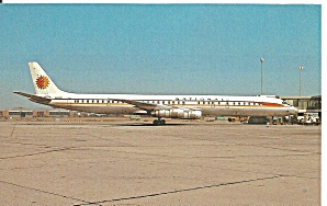 National Airlines DC-8-61 Postcard P33539 (Image1)