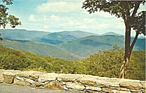 Shenandoah National Park, Va Postcard P33563