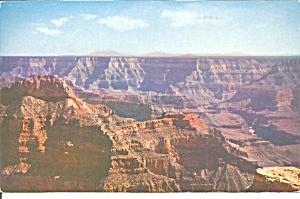 Grand Canyon National Park AZ postcard p33564 (Image1)