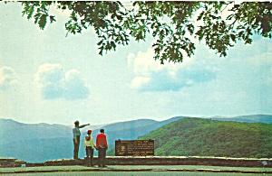 Shenandoah National Park, VA postcard p33569 (Image1)