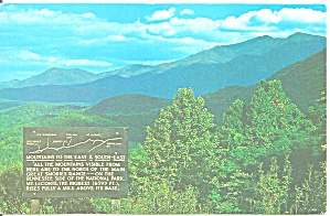 Great Smoky Mountain National Park postcard p33580 (Image1)