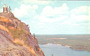 Acadia National Park Maine postcard p33587 (Image1)