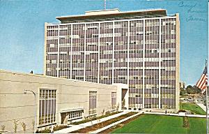 Tacoma WA City County Building postcard p33614 (Image1)