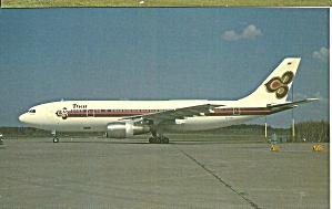 Thai  Airways International A300-B4-100 HS-TGN p33628 (Image1)