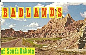 Badlands of SD Graveyard of Centuries p33632 (Image1)
