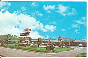 Effingham SC Mac s Motel postcard p33653 (Image1)