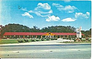 Strongsville OH La Siesta Motel postcard p33657 (Image1)