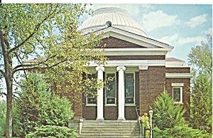 Sallisaw OK Presbyterian Church postcard p33664 (Image1)