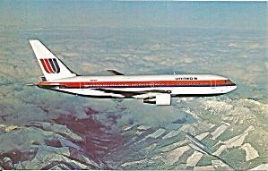 United Airlines 767 N603UA in flight p33673 (Image1)