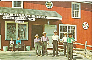 Bird in Hand PA Old Village Store p33729 (Image1)