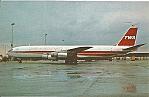 Twa Trans World Airlines 707-331c P33738