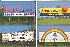 South Of The Border Highway Signs P33755