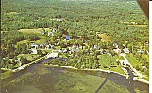Melvin Village Nh Aerial View P33773