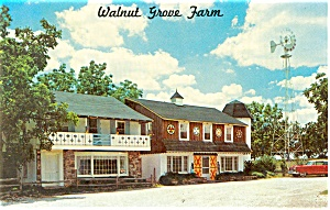Walnut Grove Farm Parkersburg PA Postcard (Image1)
