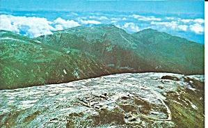 White Mountains NH Air View Mt Washington Summit p33814 (Image1)