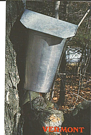 Vermont Maple Sap Bucket P33815