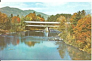 Conway Nh Covered Bridge P33831