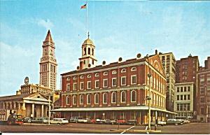 Boston MA Faneuil Hall P33850 (Image1)
