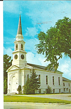 Wilmington MA Congregational Church p33859 (Image1)