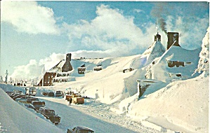 Mt Hood Or Timberline Lodge P33920