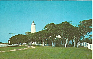 Ocracoke Lighthouse Nc Outer Banks P33996