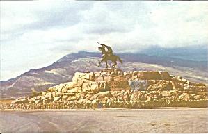 Cody WY Buffalo Bill The Scout Statue p34020 (Image1)