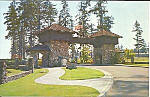 Fort Lewis Washington Monumental Main Gate p34029 (Image1)