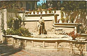 Santa Ana CA Memorial Fountain Bowers Museum p34055 (Image1)