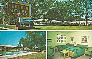 Glennville GA Cherrlo Motel  p34087 (Image1)
