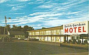 Ephrata PA Dutch Gardens Motel p34089 (Image1)